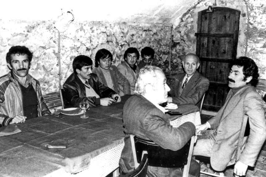 PARTE DE LA TRIPULACIÓN OBJETO DE ESTA HISTORIA